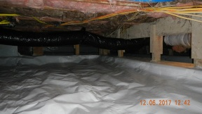 Maxwell finished crawl space 002