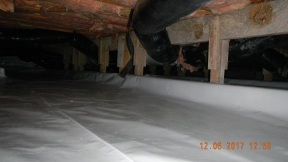 Maxwell finished crawl space 018