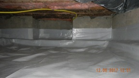Maxwell finished crawl space 020