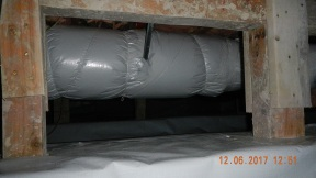 Maxwell finished crawl space 021