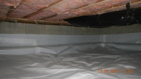 Maxwell finished crawl space 024